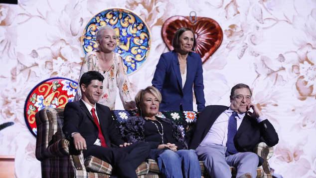 """Der """"Roseanne""""-Cast"""