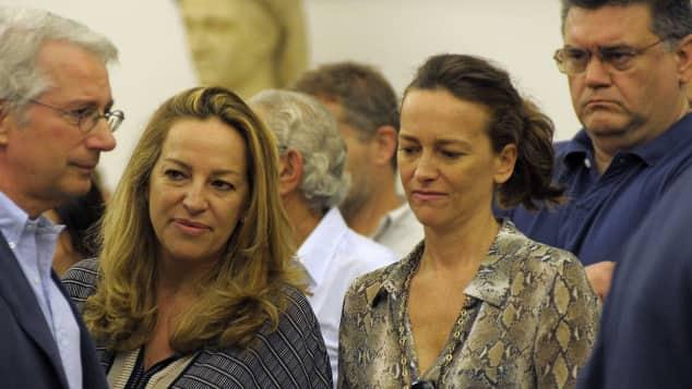 Diamy Spencer und Christine Spencer