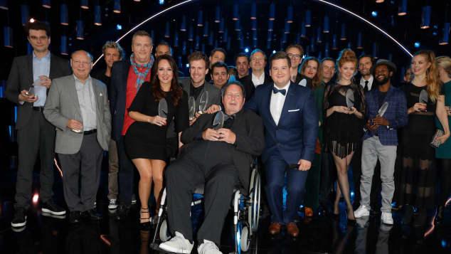 Die Gewinner des Deutschen Comedypreises