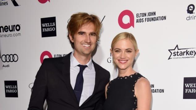 Emily Wickersham und Blake Anderson Hanley