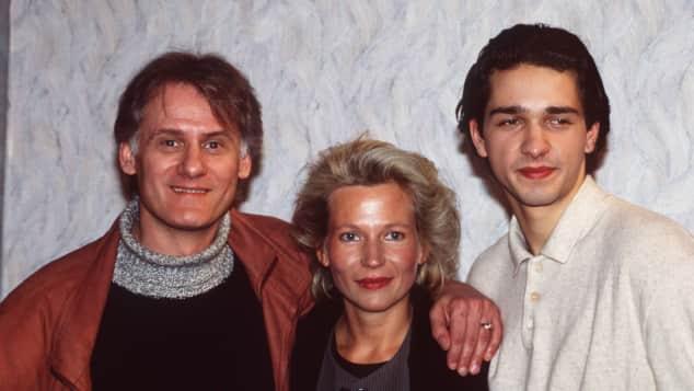 Frank Thomas Mende, Angela Neumann und Andreas Elsholz
