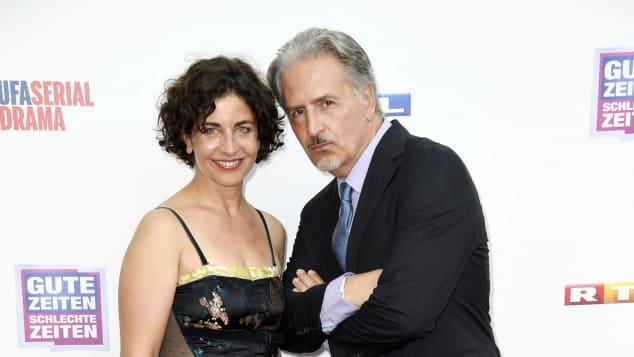 Claudia Weiske und Matthias Unger