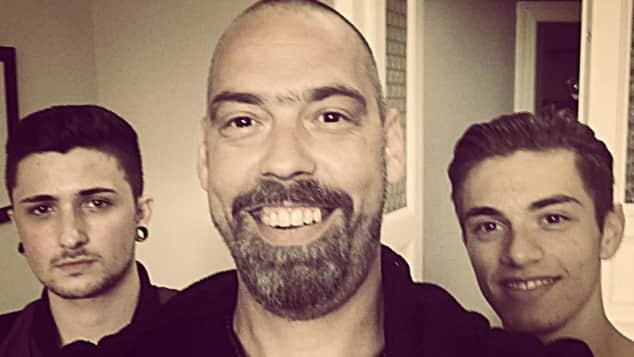 Jannes, Theo und Malte