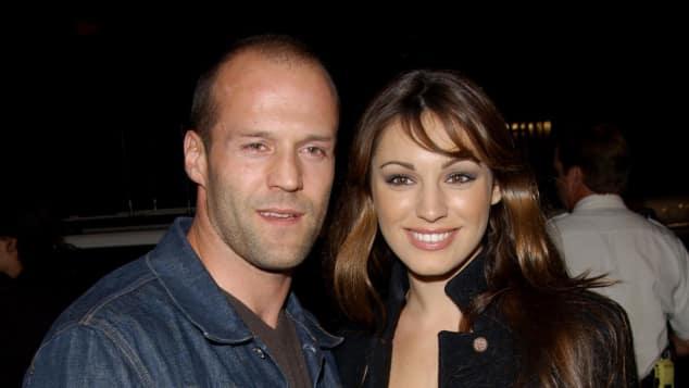 Jason Statham und Kelly Brook