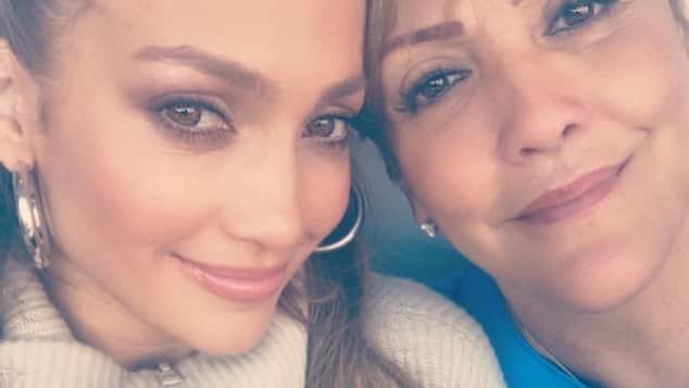 Jennifer Lopez und ihre Mutter