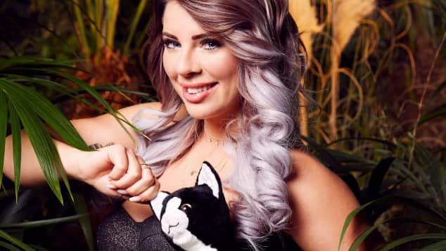Dschungelcamp 2018: Jenny Frankhauser will im Dschungel abnehmen
