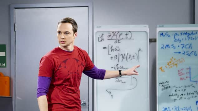 "Jim Parsons alias ""Sheldon"""