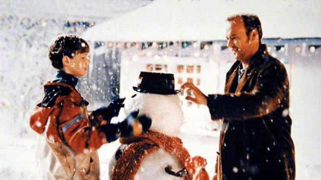 Joseph Cross und Michael Keaton