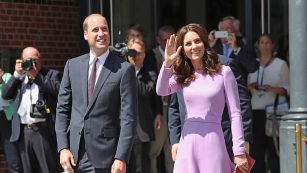 Kate Middleton und Prinz William
