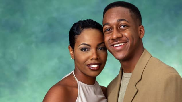 Kellie Shanygne Williams und Jaleel White