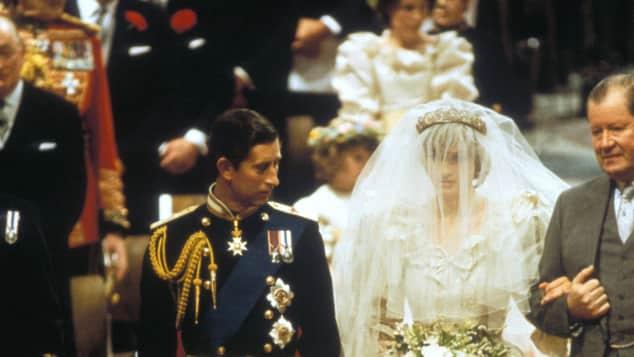Lady Diana und Prinz Charles