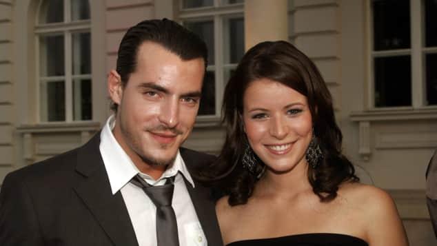 Marcel Saibert und Kathleen Fiedler