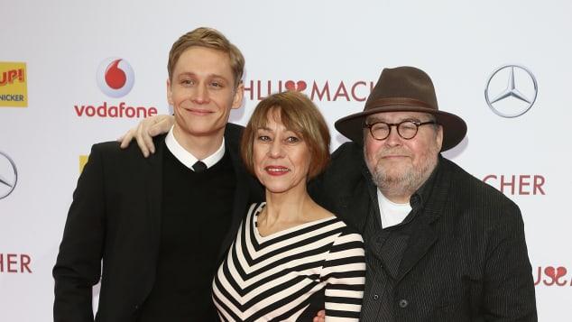 Matthias, Gitta und Michael Schweighöfer