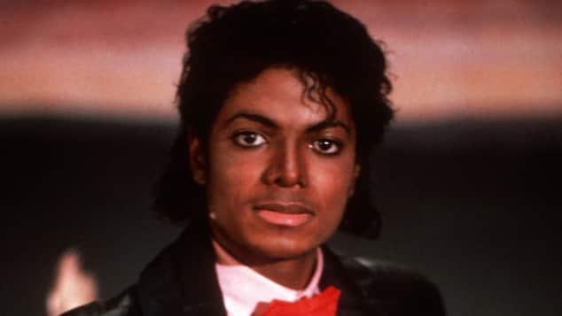 Michael Jackson im Jahr 1981