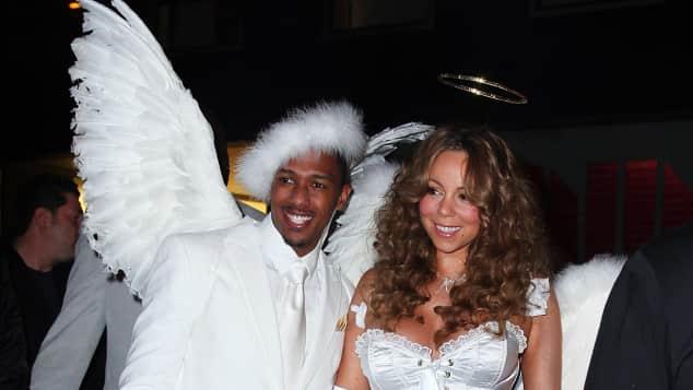 Nick Canon und Mariah Carey