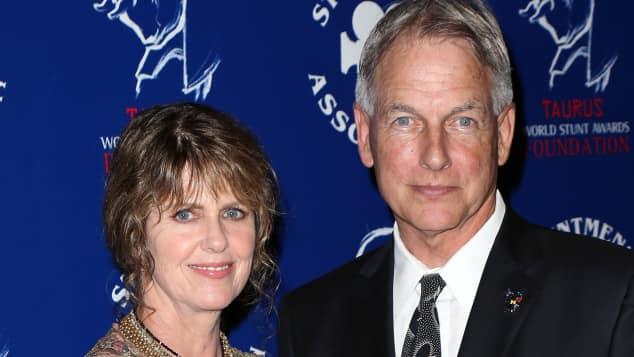 Pam Dawber und Mark Harmon