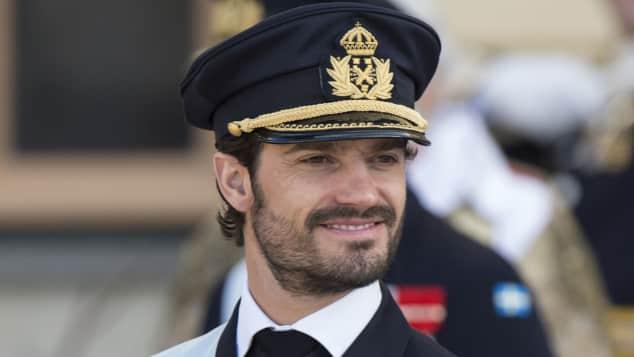 Prinz Carl Philip von Schweden