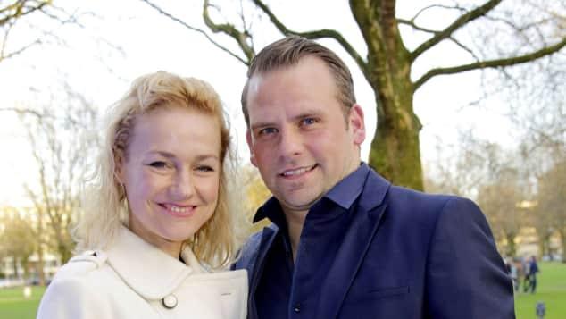 Rhea Harder und Jörg Vennewald