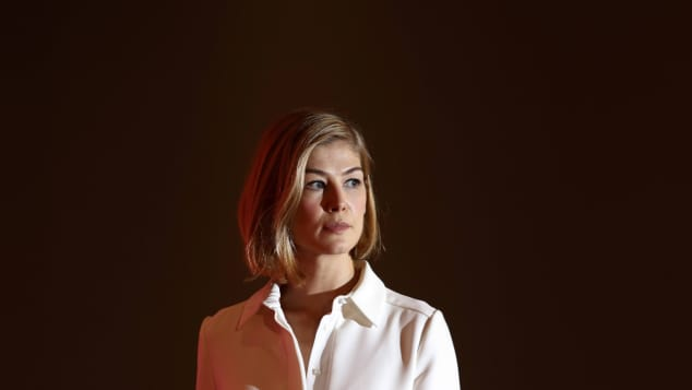"""Rosamund Pike als """"Amy Dunne"""" in """"Gone Girl"""""""