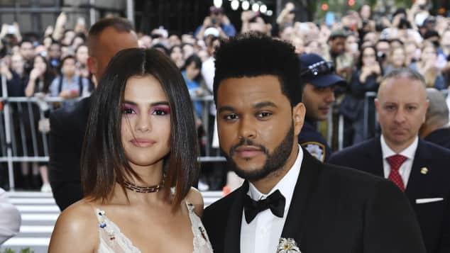 Selena Gomez und The Weeknd