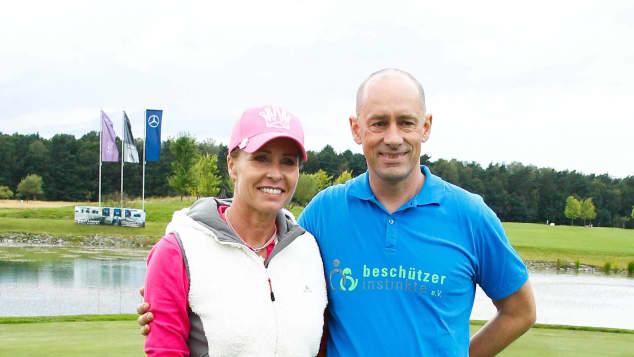Sonja Zietlow und Jens Oliver Haas