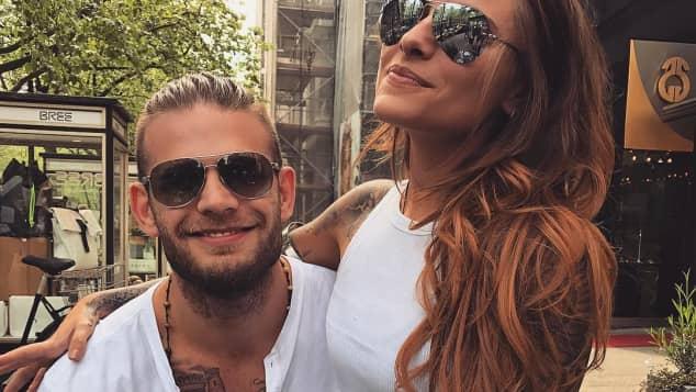 Sophia Thomalla und Michael Wallisch