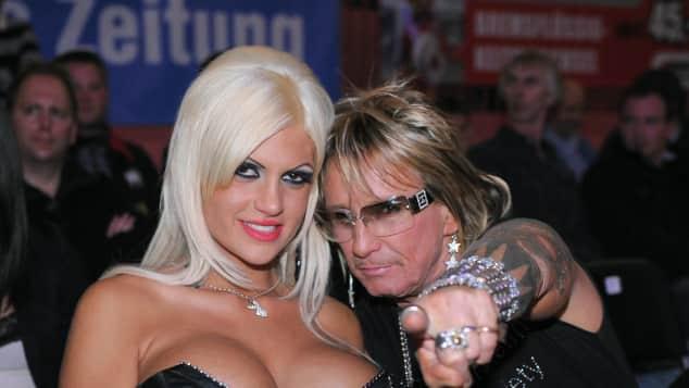 Sophia und Bert Wollersheim 2011