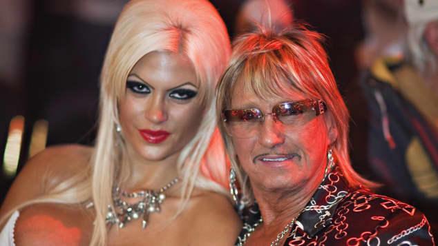 Sophia und Bert Wollersheim 2012