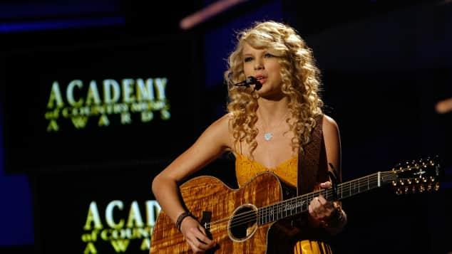 Taylor Swift 2007