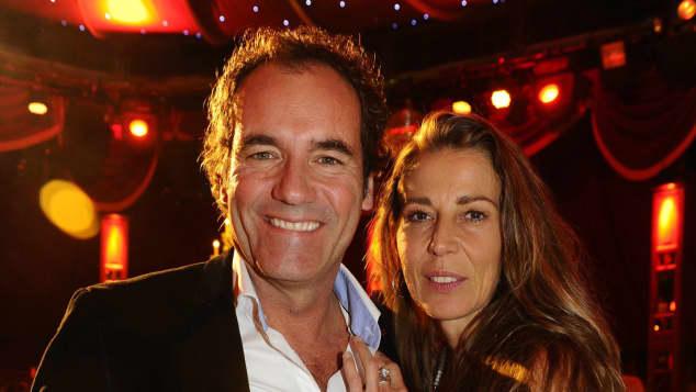 Thomas Ohrner und seine Frau Marion