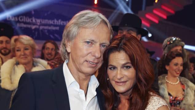 Ulrich Ferber und Andrea Berg