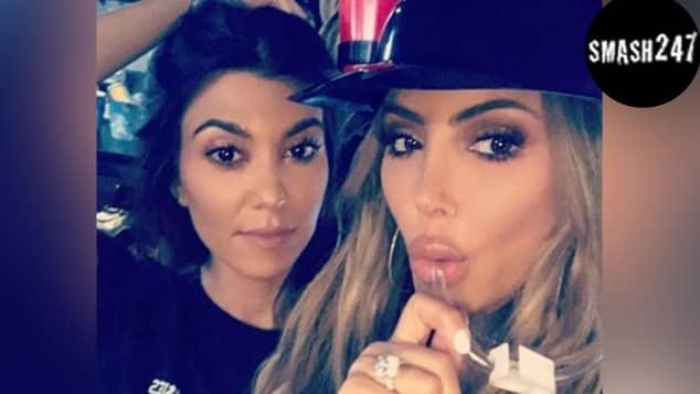 Video Kourtney Kardashian