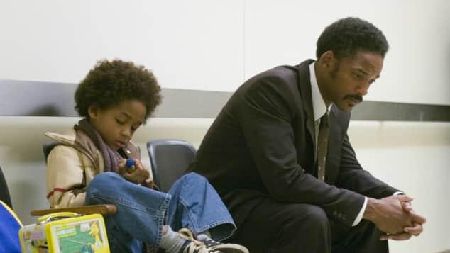 Will Smith und Sohn Jaden Smith
