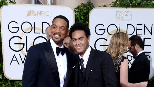 Will Smith und Trey Smith
