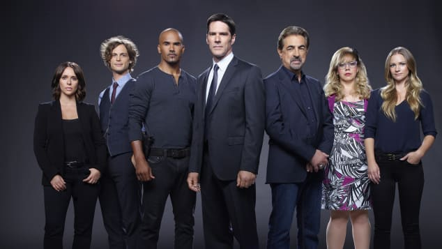"""Criminal Minds""-Stars"