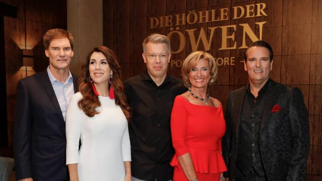 """""""Die Höhle der Löwen""""-Investoren 2017"""