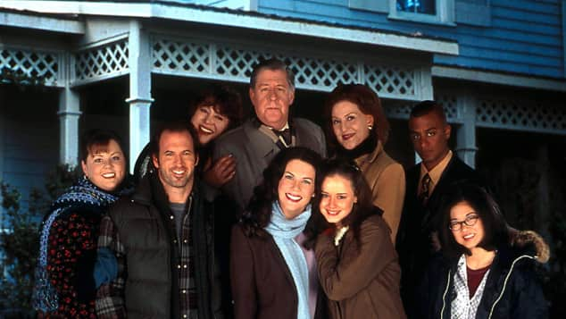 """Gilmore Girls""-Darsteller"