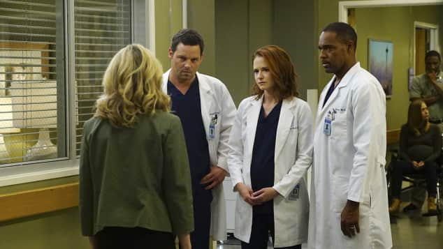 """Grey's Anatomy"": Jason George"