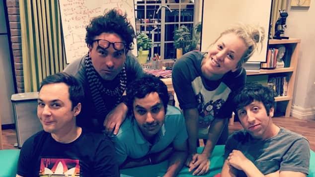 """""""The Big Bang Theory""""-Stars"""