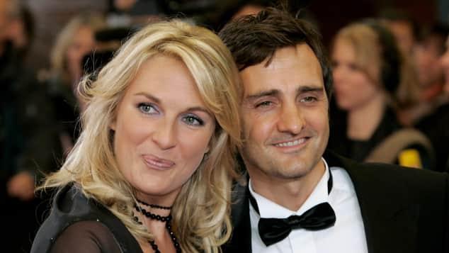 Britt Hagedorn und Ehemann Ralf