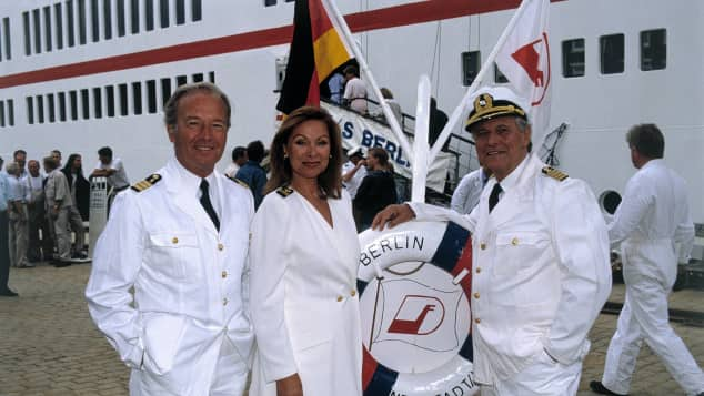 Horst Naumann, Heide Keller und Heinz Weiss