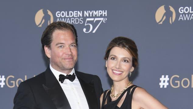 Michael Weatherly und Bojana Jankovic