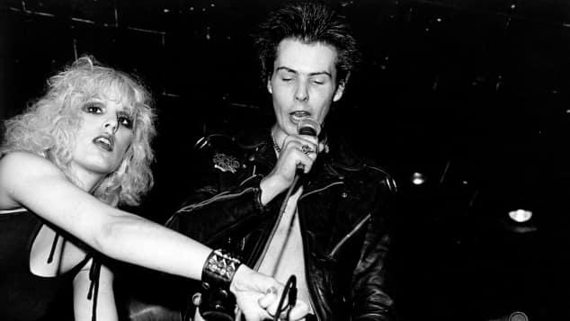Nancy Spungen und Sid Vicious