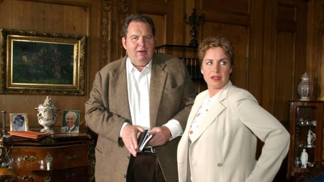 Ottfried Fischer und Katerina Jacob