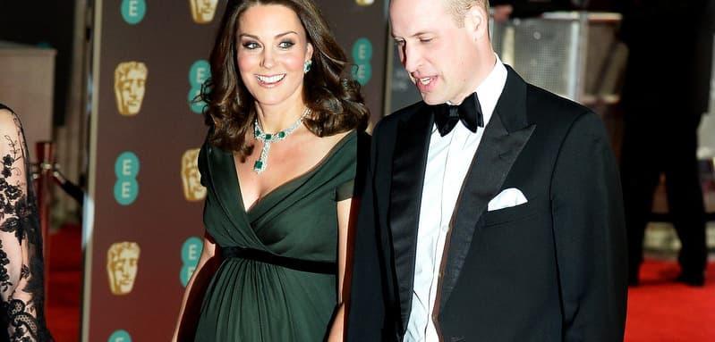 Herzogin Kate und Prinz William