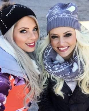 Jenny Frankhauser und Daniela Katzenberger
