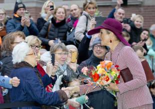 Königin Maxima der Niederlande
