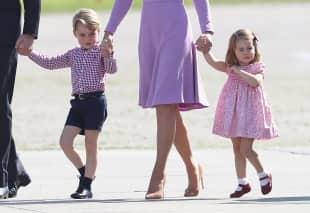 Prinz George Prinzessin Charlotte