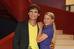 Thorsten Grasshoff und Jeanette Biedermann