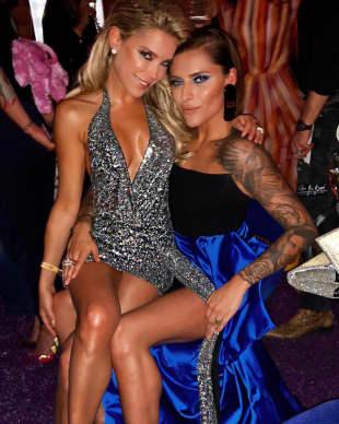 Sophia Thomalla und Sylvie Meis